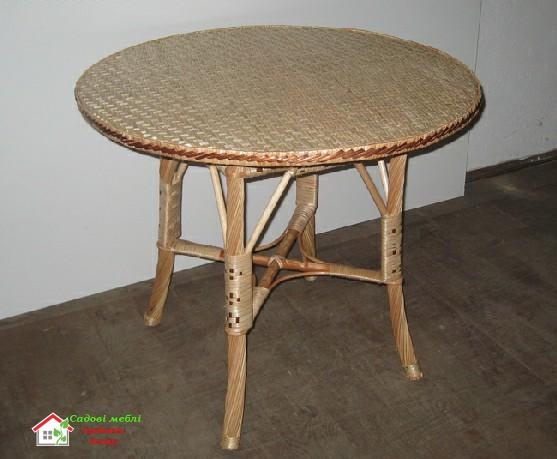 Стол обеденный С-5к (круглый)