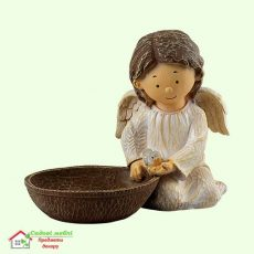 Ангелок с кормушкой 5-573