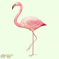 Фламинго на метал.лапах 5-464