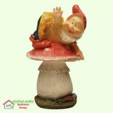 Гном грибник (М) 5-433