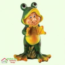 Гном лягушонок 5-084