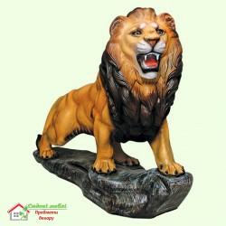 Лев набивная фигура 6-06