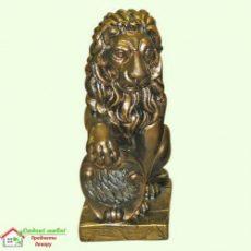 Лев с правым щитом (М) 5-346