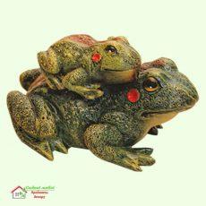 Лягушка с лягушонком 5-296