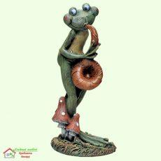 Лягушка саксофонист 5-397