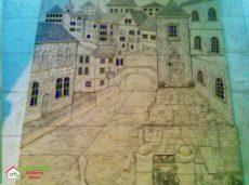 Барельеф Венеция B001