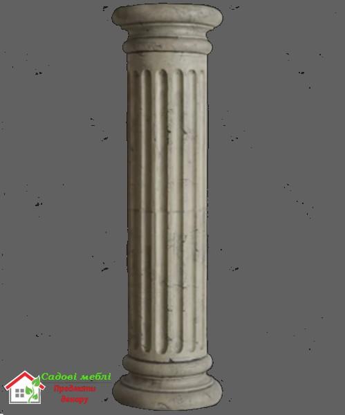 Фасадная прочная колонна №1 А067