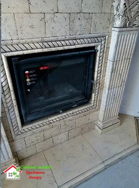 Фасадный Декор-Наличник №1а A027