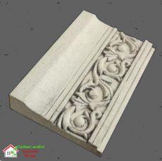 Фасадный декор наличник №4 A052