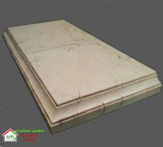 Шамотная Плита (370×370×60 мм) A041
