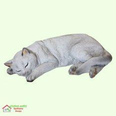 Кошка спящая  5-243
