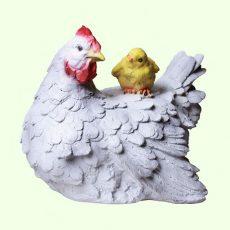 Курица с цыпленком  5-160